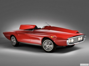 Plymouth XNR Concept Car '1960,