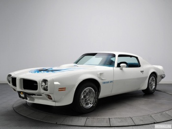 Pontiac Firebird Trans Am '1973,