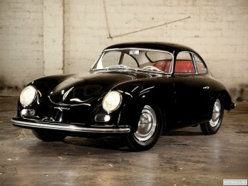 Porsche 356 Bent-Window Coupe by Reutter '1954,