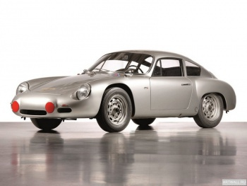 Porsche 356B 1600GS Carrera GTL Abarth '1960-61,