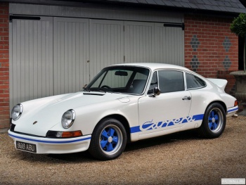 Porsche 911 Carrera RS 2.7 Coupe UK-spec (901) '1972-73,