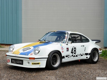 Porsche 911 Carrera RSR Coupe (901) '1972-75,