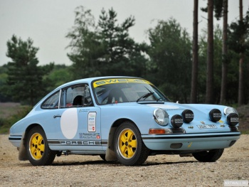 Porsche 911 SWB FIA Rally Car '1965,