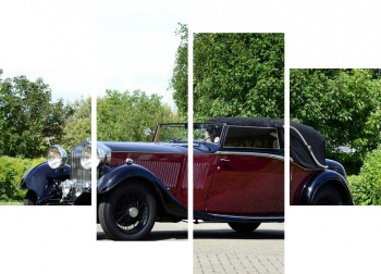 Модульное панно Rolls-Royce 20 25 Drophead Coupe by Thrupp & Maberly '1934,