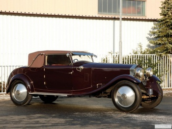 Rolls-Royce Phantom 40 50 Cabriolet by Manessius (I) '1925,