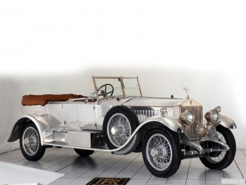 Rolls-Royce Phantom 40 50 Open Tourer (I) '1926,