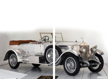 Модульное панно Rolls-Royce Phantom 40 50 Open Tourer (I) '1926,