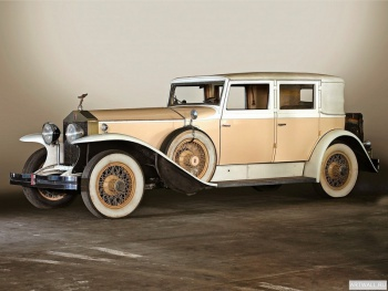 Rolls-Royce Phantom Avon Touring Sedan by Brewster (I) '1929,
