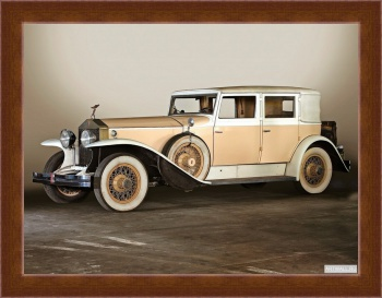 Магнитная картина Rolls-Royce Phantom Avon Touring Sedan by Brewster (I) '1929,