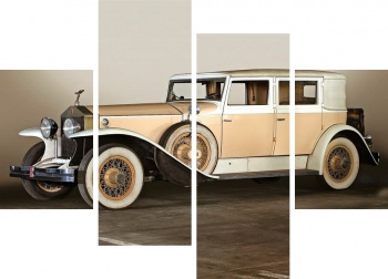 Модульное панно Rolls-Royce Phantom Avon Touring Sedan by Brewster (I) '1929,
