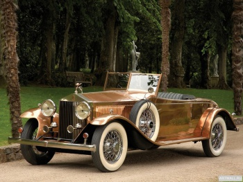 Rolls-Royce Phantom Brewster Open Tourer (II) '1930,