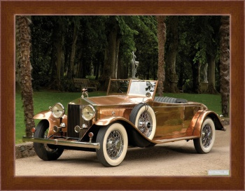 Магнитная картина Rolls-Royce Phantom Brewster Open Tourer (II) '1930,