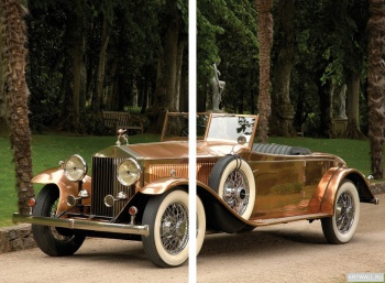 Модульное панно Rolls-Royce Phantom Brewster Open Tourer (II) '1930,