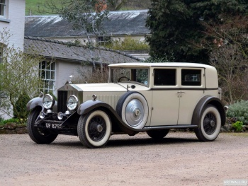 Rolls-Royce Phantom Limousine by R.Harrison & Son (II) '1930,
