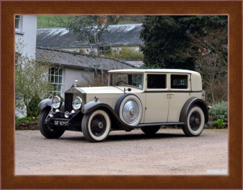 Магнитная картина Rolls-Royce Phantom Limousine by R.Harrison & Son (II) '1930,