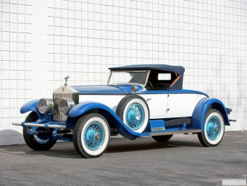 Rolls-Royce Phantom Piccadilly Roadster (I) '1928,