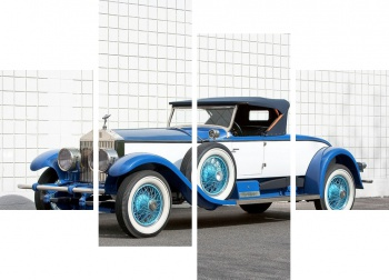 Модульное панно Rolls-Royce Phantom Piccadilly Roadster (I) '1928,