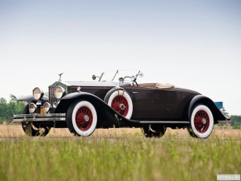 Rolls-Royce Phantom Roadster by Brewster (II) '1931,