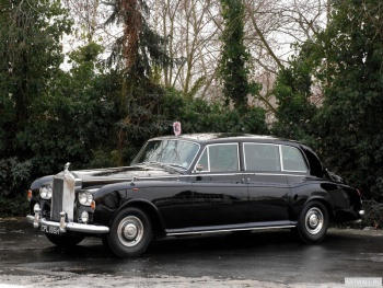 Rolls-Royce Phantom Royal Limousine (VI) '1969,
