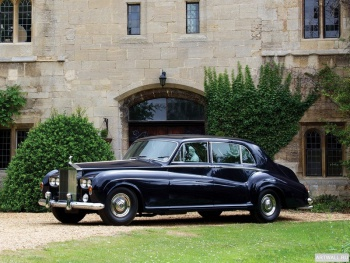 Rolls-Royce Phantom Saloon by James Young (V) '1959-68,