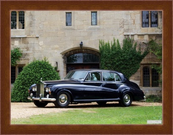 Магнитная картина Rolls-Royce Phantom Saloon by James Young (V) '1959-68,