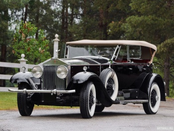 Rolls-Royce Phantom Sports Phaeton by Murphy (I) '1929,