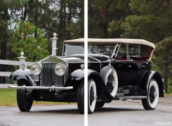 Модульное панно Rolls-Royce Phantom Sports Phaeton by Murphy (I) '1929,