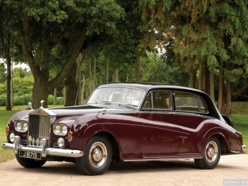 Rolls-Royce Silver Cloud (II) '1959-62,