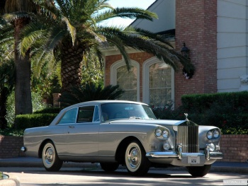 Rolls-Royce Silver Cloud Continental Coupe (III) '1965,