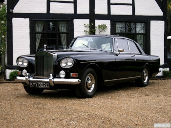 Rolls-Royce Silver Cloud Continental Coupe (III) '1965-66,