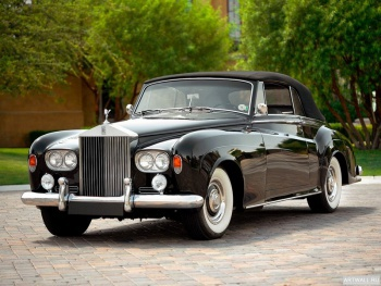 Rolls-Royce Silver Cloud Drophead Coupe (III) '1962-66,