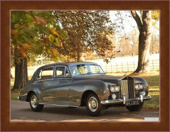 Магнитная картина Rolls-Royce Silver Cloud LWB Saloon by James Young (III) '1965,