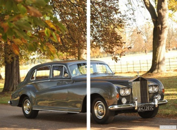 Модульное панно Rolls-Royce Silver Cloud LWB Saloon by James Young (III) '1965,