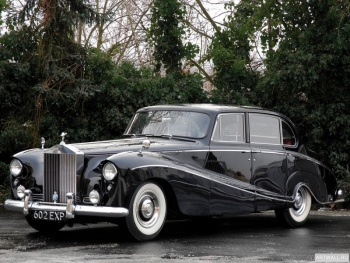 Rolls-Royce Silver Cloud Saloon (I) '1958,