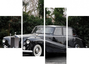 Модульное панно Rolls-Royce Silver Cloud Saloon (I) '1958,