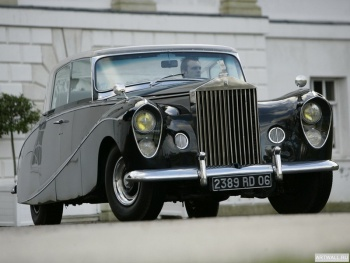 Rolls-Royce Silver Wraith Perspex Top Saloon by Hooper & Co '1951-59,
