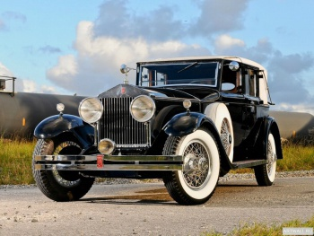 Rolls-Royce Springfield Phantom Trouville Town Car by Brewster (I) '1932,
