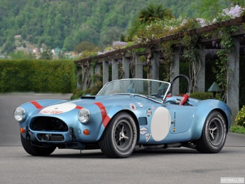 Shelby Cobra Competition Roadster '1964,