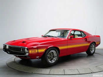 Shelby GT350 '1969-70,