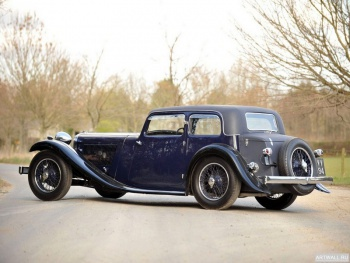SS 1 Coupe '1932-34,