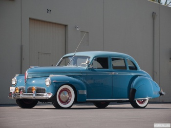 Studebaker Commander Cruising Sedan '1941,