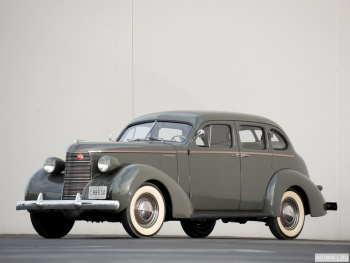 Studebaker Commander Six Cruising Sedan '1938,