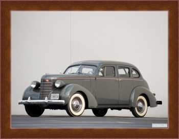 Магнитная картина Studebaker Commander Six Cruising Sedan '1938,