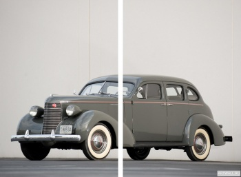 Модульное панно Studebaker Commander Six Cruising Sedan '1938,