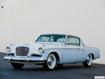 Studebaker Sky Hawk Coupe '1956,