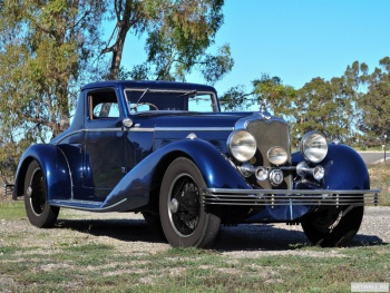 Stutz Model BB Coupe '1928,
