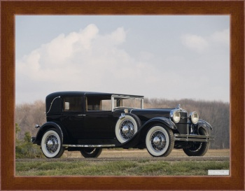 Магнитная картина Stutz Model M Vertical Eight Town Car '1929,