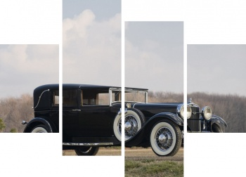 Модульное панно Stutz Model M Vertical Eight Town Car '1929,
