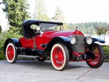 Stutz Series H Bearcat '1920,