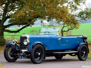 Sunbeam, Sunbeam 23.8 HP Tourer '1932